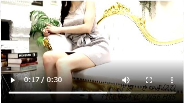 平原 さつきの動画