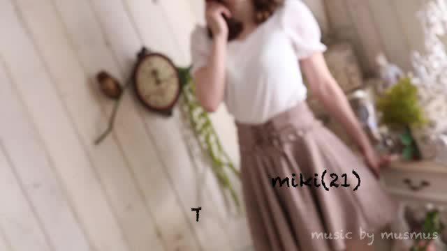 岡野 美樹の動画